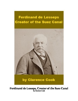 Ferdinand de Lesseps and the Suez Canal