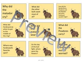 Ferdinand literacy companion