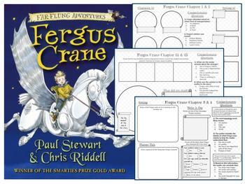 Fergus Crane Reading Supplement