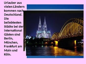 Ferien / Tourismus / Urlaub / Holidays / Tourism / Holidays in Germany