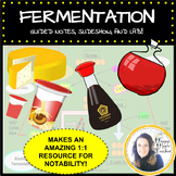 Fermentation Lesson and Lab