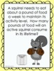Creative and Challenging Problem Solving- Fermi Math -Animals- Grades 4-6