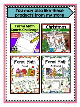 Open Ended Math Tasks Free