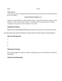 Fermi Problem Solving and Math Practices Standards MP 1,2,3
