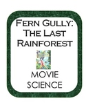 Fern Gully Movie Questions- Human Impact on the Environment/ Ecology