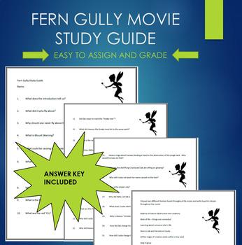 Fern Gully (Ferngully) Movie Guide