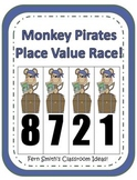 Pirate Place Value Math Center Games