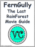 FernGully Movie Worksheet