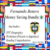 Fernando Botero mini bundle