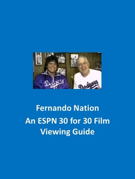ESPN's 30 for 30 Fernando Nation: A Viewing Guide