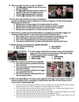 Ferris Bueller's Day Off Film (1986) 15-Question Multiple Choice Quiz