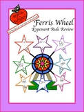 Ferris Wheel: Exponent Rule Review