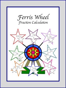 Ferris Wheel: Fraction Calculation