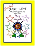 Ferris Wheel: Order of Operations Without Negatives