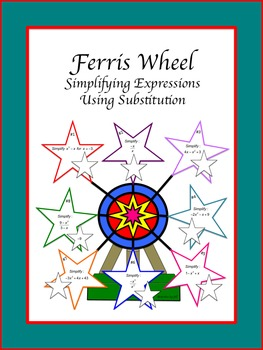 Ferris Wheel: Simplifying Expressions Using Substitution