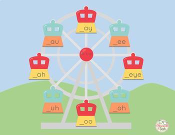 Ferris Wheel Warm-Ups