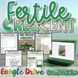 Fertile Crescent Activity {Digital AND Paper}
