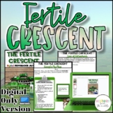 Fertile Crescent Activity {Digital}