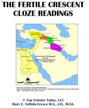 Fertile Crescent Cloze Reading