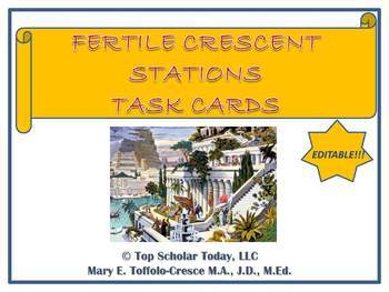 Fertile Crescent Stations