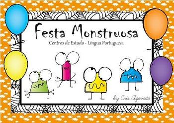 Festa Monstruosa: Centros de estudo - Língua Portuguesa