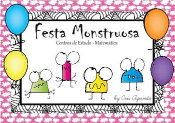 Festa Monstruosa: Centros de estudo - Matemática