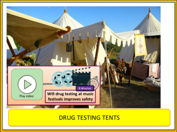 Festivals, Drugs and Nitrous Oxide