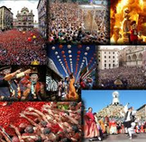 Festivals in Spain Project