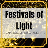 Festivals of Light Escape Room (Winter Holidays Around the World)