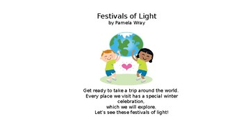 Festivals of Light PowerPoint Unit