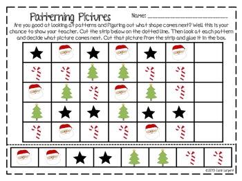 Festive Christmas Math