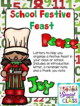 Festive Feast Freebie