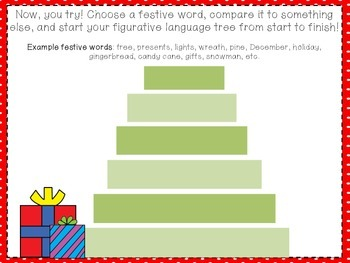 Festive Figurative Language