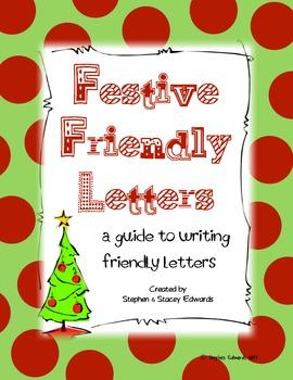 Festive Friendly Letters