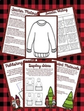 Festive Sweater Writing: A Holly, Jolly Writing Activity &