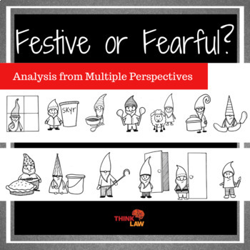 Festive or Fearful? Analyzing Holiday Characters from Multiple Perspectives