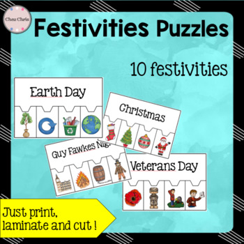 Festivities Puzzles