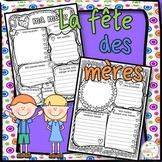 Fête des mères - 2 fiches d'activités - French Mother's Day