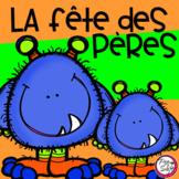 Father's Day ~ French ~ Fête des pères