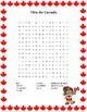Fête du Canada-mots croisés et mots cachés