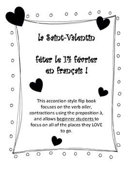 Fêter le Saint-Valentin avec le verbe ALLER