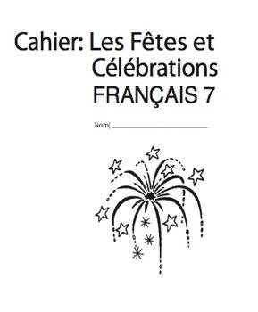 Fêtes et Célébrations Student Directed Workbooks