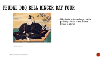 Feudal Government DBQ Bell Ringers