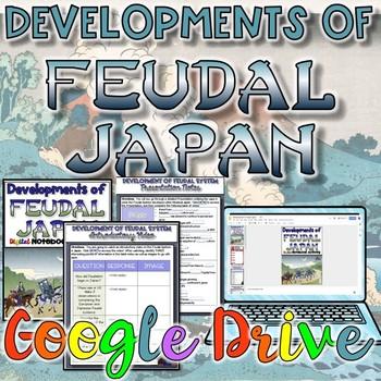 Feudal Japan-Digital Flip Book