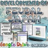 Feudal Japan Flip Book