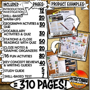 Feudal or Medieval Japan Unit Plan Bundle: Common Core Lesson Activity Set