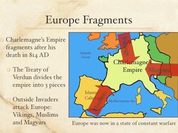Feudalism In Europe PowerPoint/Keynote Presentation