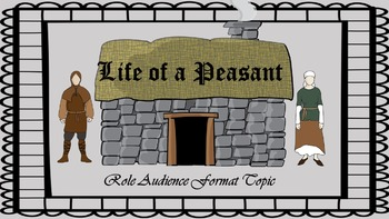 Feudalism: Life of a Peasant Letter