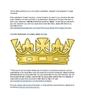 Middle Ages: Feudalism Mini Project for Google Classroom