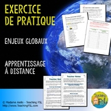 Feuille de pratique : Introduction aux Enjeux globaux - Is
